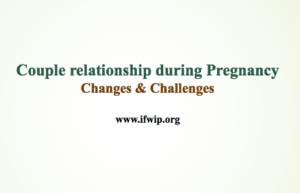 Couple relationship during pregnancy
